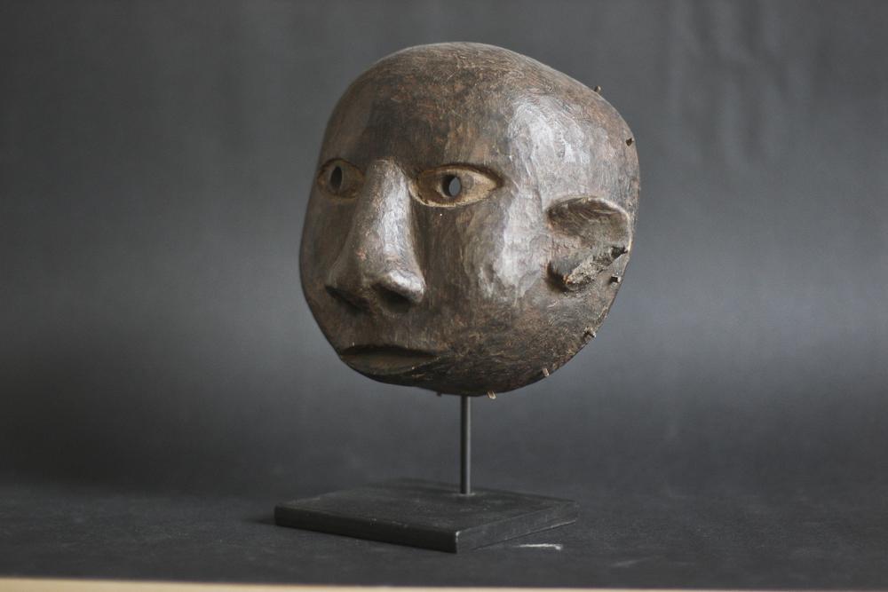 Mask Makonde Tanzania 06