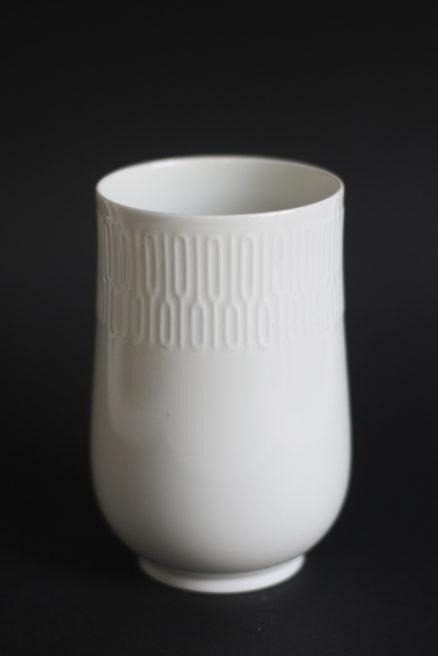 Porseleinen vaas – Thorkild Olsen voor Royal Copenhagen Denmark (4141)