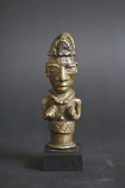 Yoruba brons