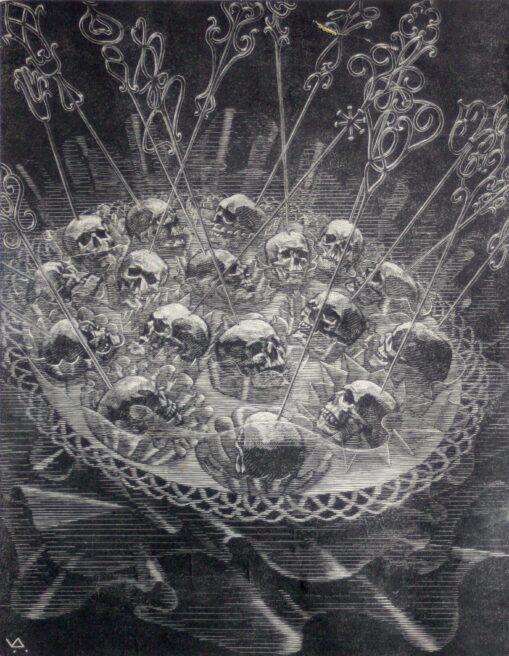 Victor Delhez, Danse Macabre XXV